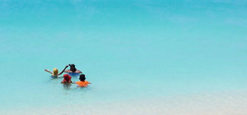 Южные Карибы: фотографии Сен-Мартена