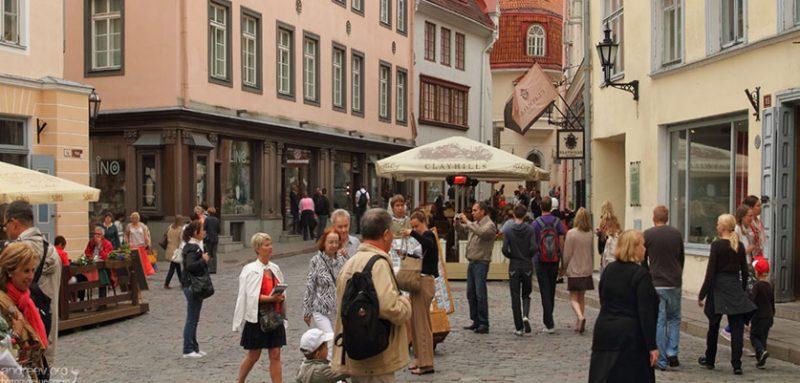 Эстония: фотографии Таллина