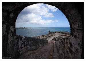 6-уровневый форт Эль Морро.
