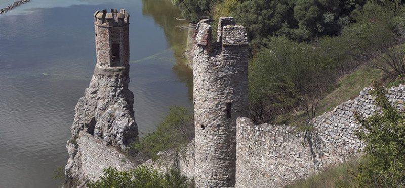 Словакия: Девин Град. Фоторепортаж