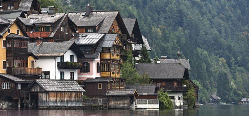 Австрия: Халльштатт – город под копирку