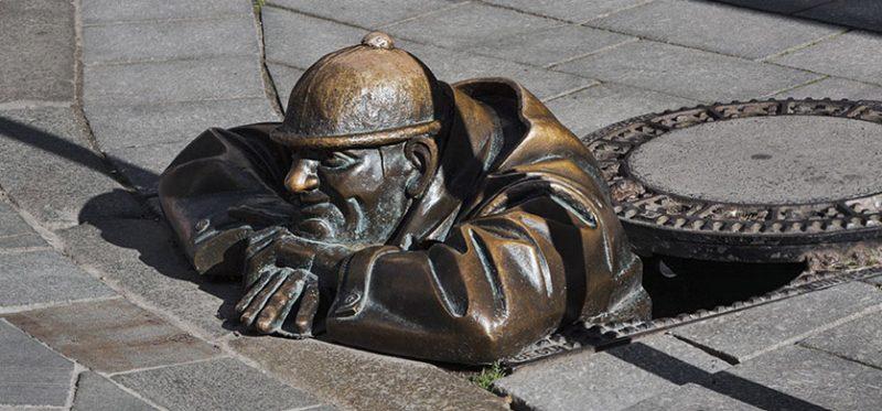 Словакия: фотографии Братиславы