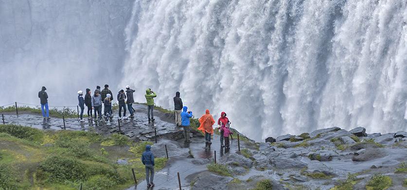 Исландия: мощь Европы - Деттифосс. Фоторепортаж