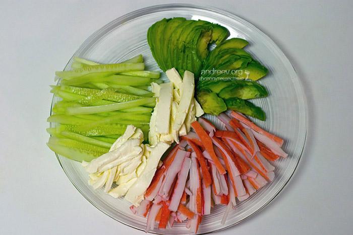 Из чего можно сделать суши в домашних условиях фото