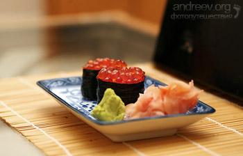 Как приготовить роллы наизнанку и гункан-суши в домашних условиях.