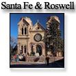 Санта-Фе и Розуэлл