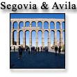 Фотографии Сеговии и Авилы